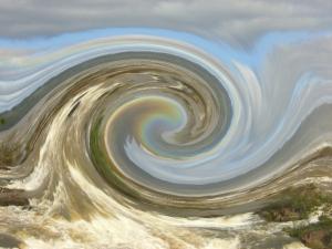 River spiral